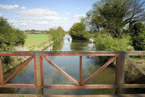 Sutton Courtenay Footbridge