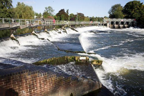 Boulter's Lock Weir-1